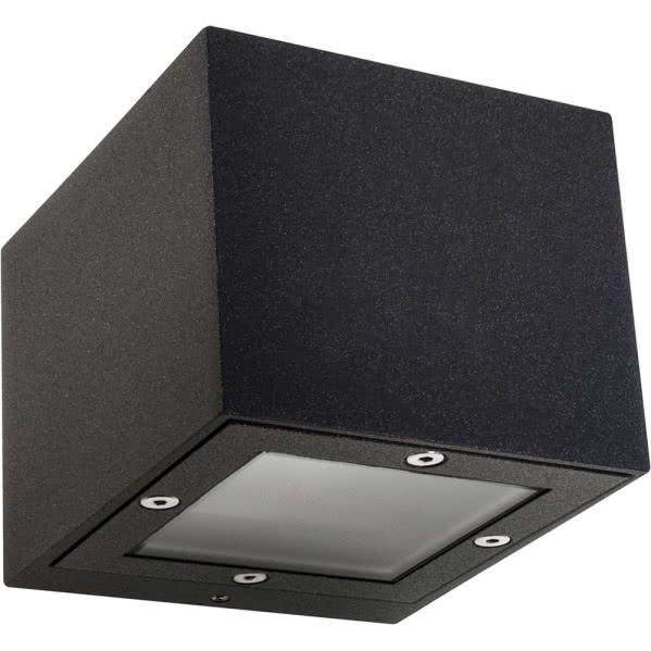aplique exterior ginevra gris oscuro 1xg9 ip65 - Todolampara - Aplique Exterior Ginevra Gris Oscuro 1xg9 Ip65 8x10x11