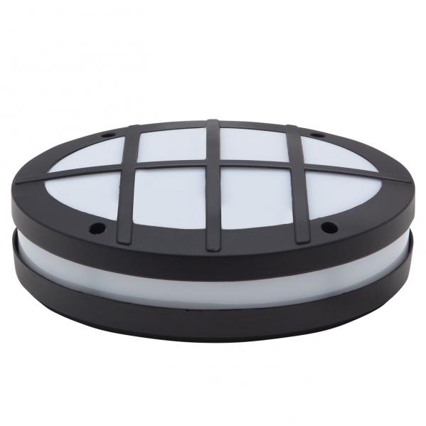 aplique exterior jambo negro 1xe27 ip44 - Todolampara - Aplique Exterior Jambo Negro 1xe27 Ip44 29x20x8