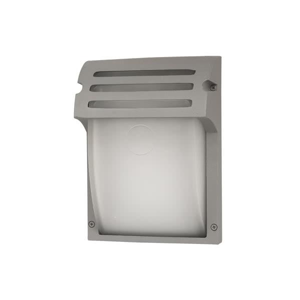 aplique exterior laurel zinc 1xe27 18 5x15x11 5 - Todolampara - Aplique Exterior Laurel Zinc 1xe27(18.5x15x11.5)