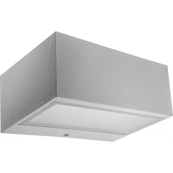aplique exterior tecno gris claro 1xr7s 78mm ip44 6 5x17 5x11 1 - Todolampara - Aplique Exterior Tecno Gris Claro 1xr7s 78mm Ip44 6,5x17,5x11