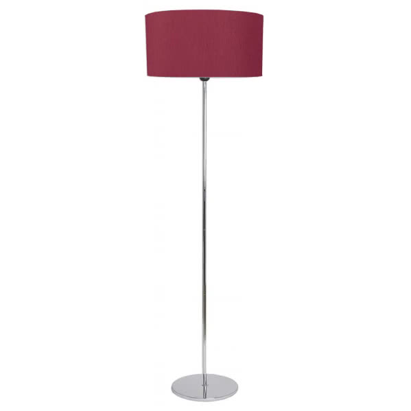 pie salon adriatico rojo 1xe27 - Todolampara - Pie Salon Adriatico Rojo 1xe27 165x40d