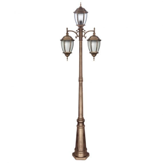 farola-exterior-tomillo-3xe27-bronce-oro-233×60