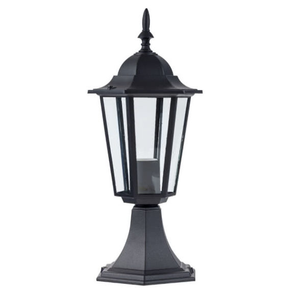 sobremuro-peq-exterior-lisa-negro-1xe27-40×17