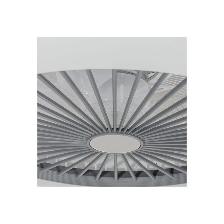 ventilador ac led liria 2 scaled - Todolampara - VENTILADOR DE TECHO CON LUZ LED REGULABLE LIRIA