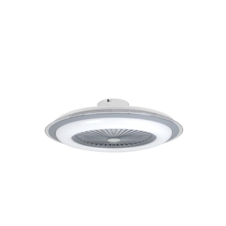 ventilador sin aspas y luz led regulable