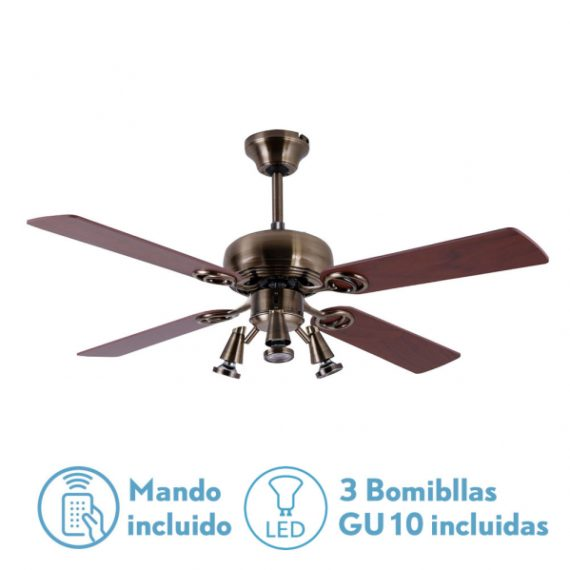 ventilador-galerna-cuero-3-focos-gu10-led-4-aspas-nogal-cerezo-107d-remoto-y-bomb-incluid