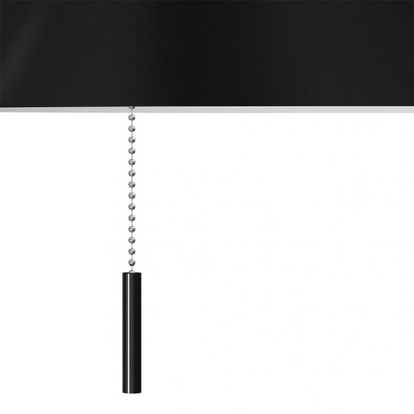 pie salon empire 1xe27 negro 167x30x85 cm 1 - Todolampara - Pie Salon Empire 1xe27 Negro 167x30x85 Cm