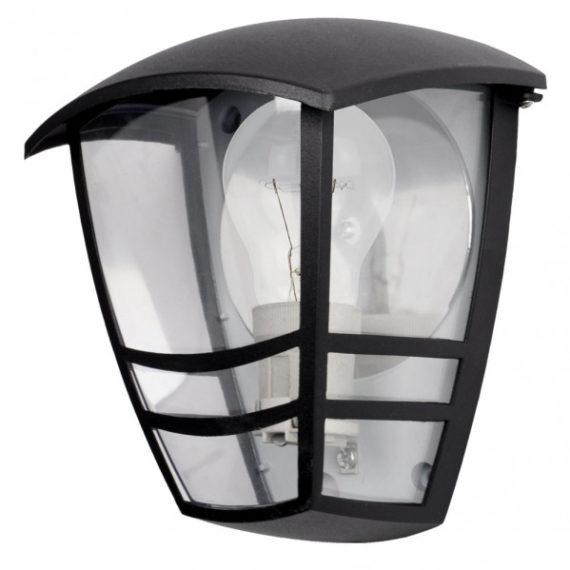 aplique-exterior-aluminio-alnilan-1xe27-negro-ip44-20×17-5×13-cm