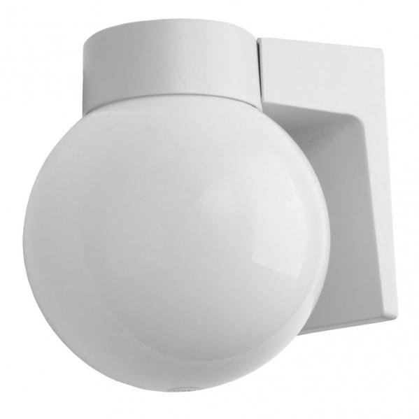 aplique exterior aluminio procyon 1xe27 gris 18x18x15 cm ip4 - Todolampara - Aplique Exterior Aluminio Procyon 1xe27 Gris 18x18x15 Cm Ip4