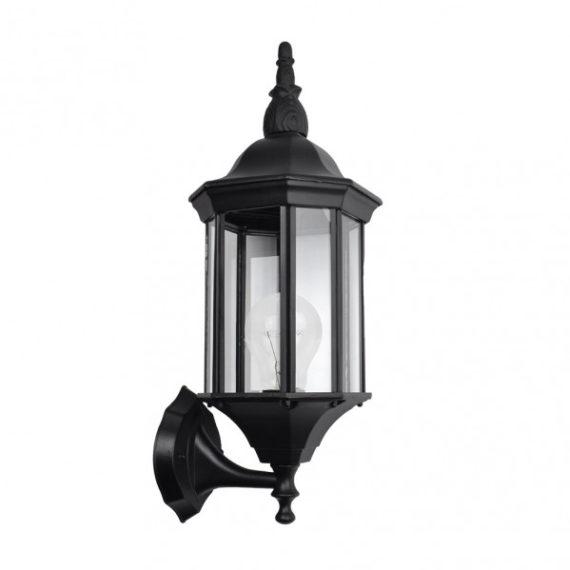 aplique-exterior-aluminio-pollux-1xe27-negro-ip44-50x18x20-cm-ip44