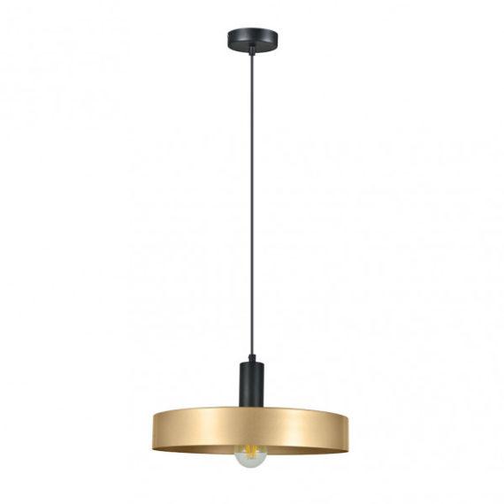 colgante-allende-1xe27-negro-oro-regx35x35