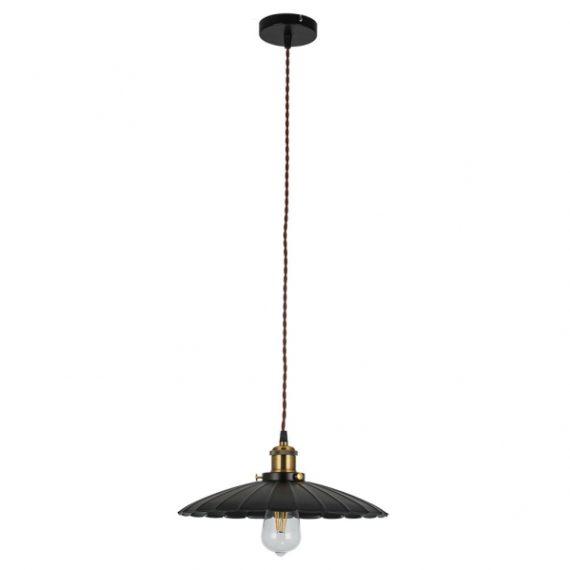 colgante-garza-1xe27-negro-oro-regx33-5×33-5-cm