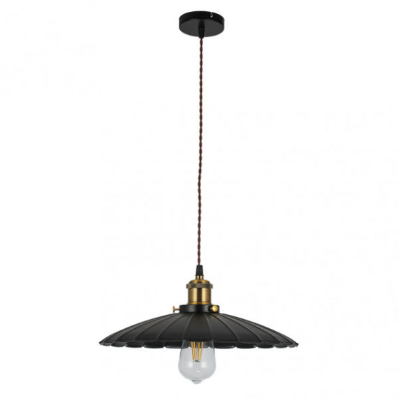 colgante-garza-1xe27-negro-oro-regx40-5×40-5-cm