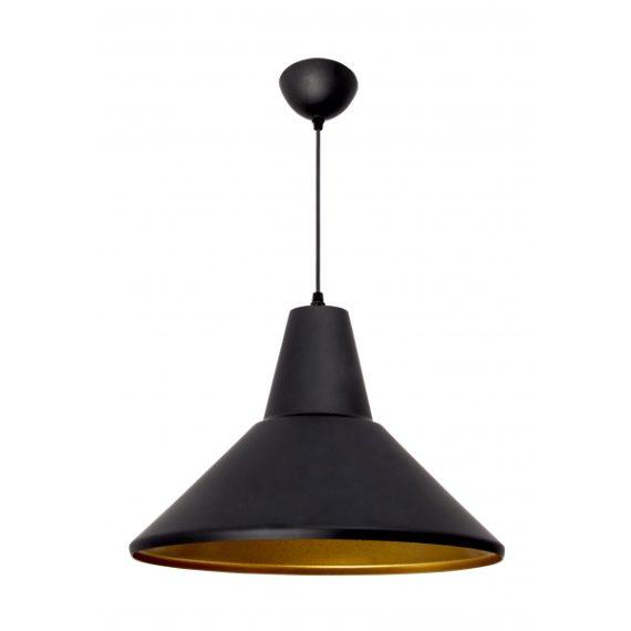 colgante-gilberto-1xe27-negro-oro-22d