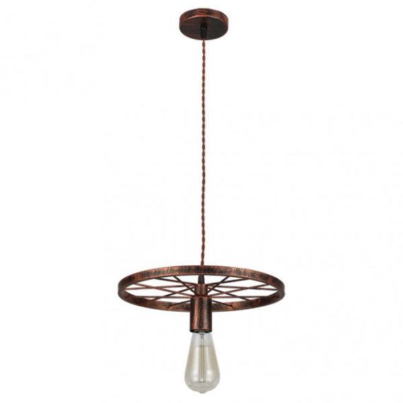 colgante-mirlo-1xe27-rueda-marron-oxido-regx30x30-cm