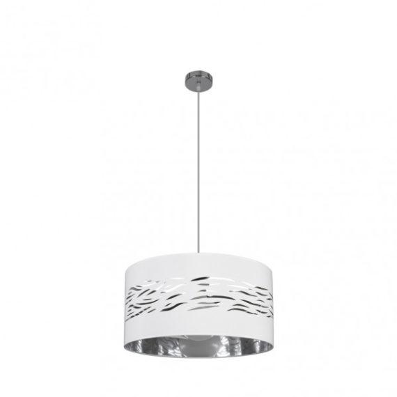 colgante-niebla-1xe27-cromo-blanco-plata-regx40x40-cm