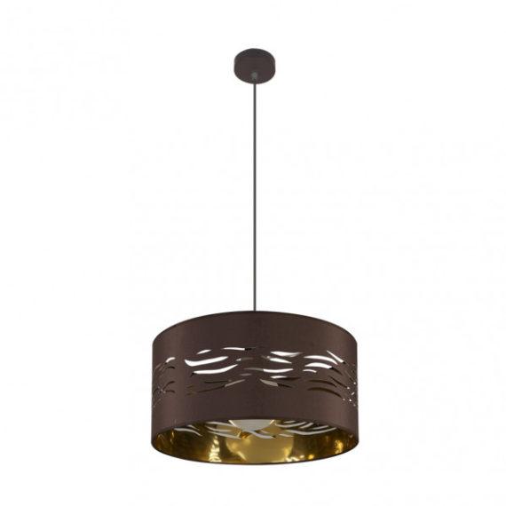 colgante-niebla-1xe27-marron-marron-oro-regx40x40-cm