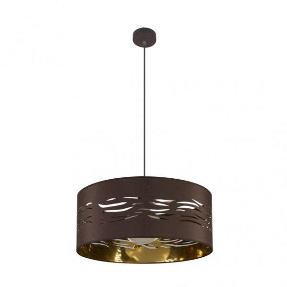 colgante-niebla-1xe27-marron-marron-oro-regx50x50-cm