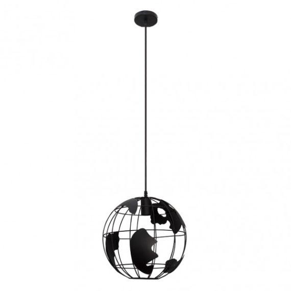colgante-orbe-1xe27-negro-regx30x30-cm