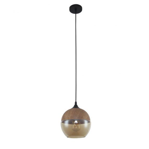 colgante-osaka-bola-1xe27-roble-ambar-reg-x30d