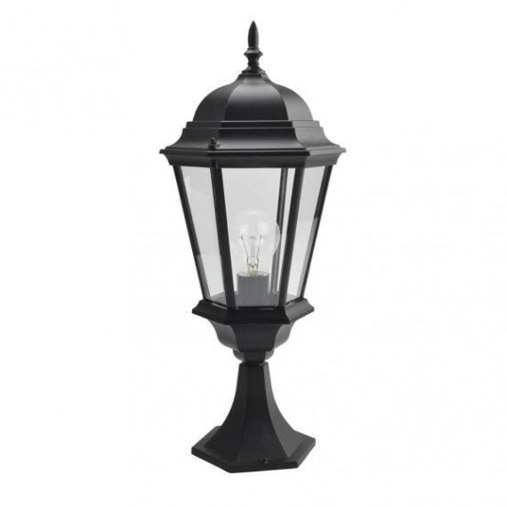 sobremuro-exterior-aluminio-regulus-1xe27-negro-56x23x23-cm-ip44